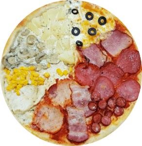 оригинальная пицца 12 месяцев
