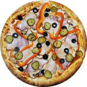 Пицца По-селянски