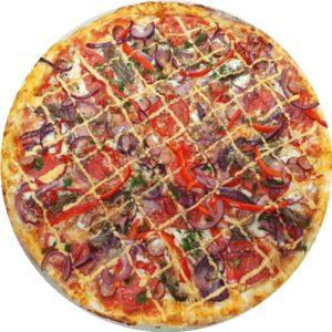 острая пицца сицилия