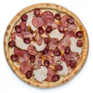 Сытная Мясная Пицца