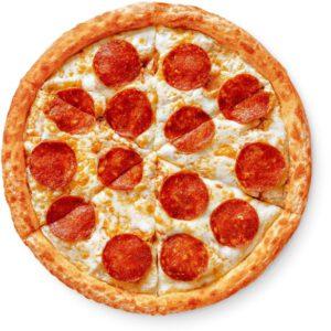 классическая пицца пепперони