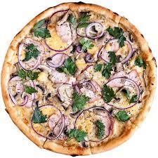 сливочная пицца жульен