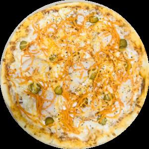 пицца кебаб с курочкой