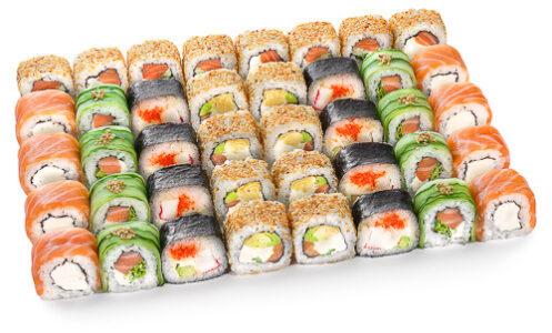 Большой суши сет компания 40шт